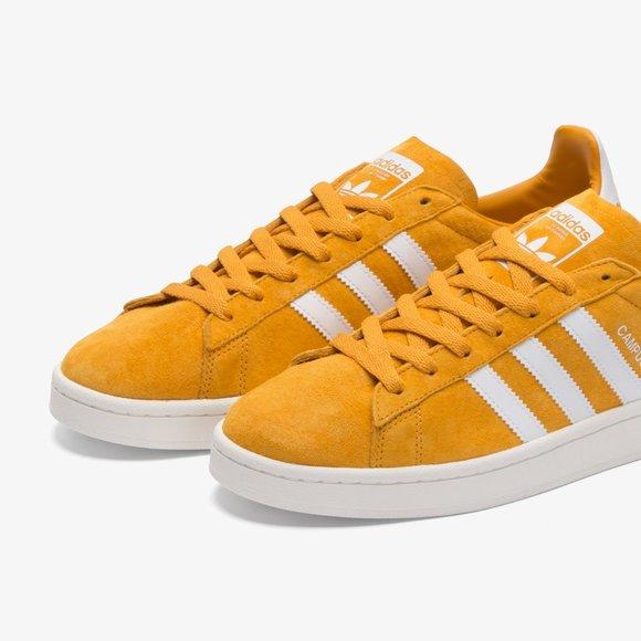 adidas Shoes | Tactile Yellow Campus Sz